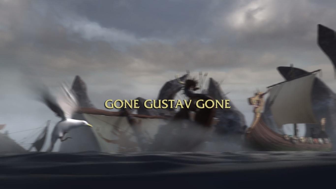 Gone Gustav Gone