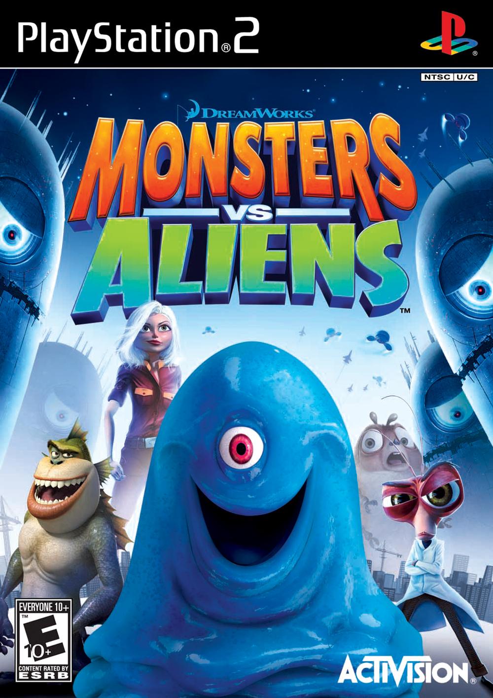 Monsters vs. Aliens (video game)