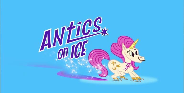 Antics on Ice