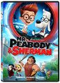 Mr. Peabody and Sherman DVD