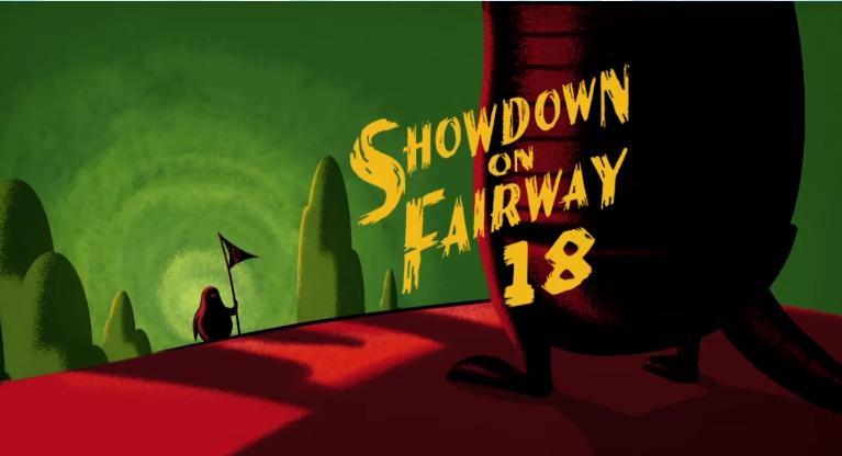 Showdown on Fairway 18