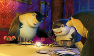 Shark Tale Frankie Eating