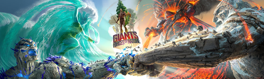 Giants Forces Of Nature