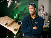 Chris Rock in the recording studio.jpg