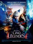 25 Rise Of The Guardians 2012 French Poster