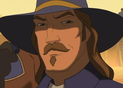 Colonel (Spirit: Stallion of the Cimarron)