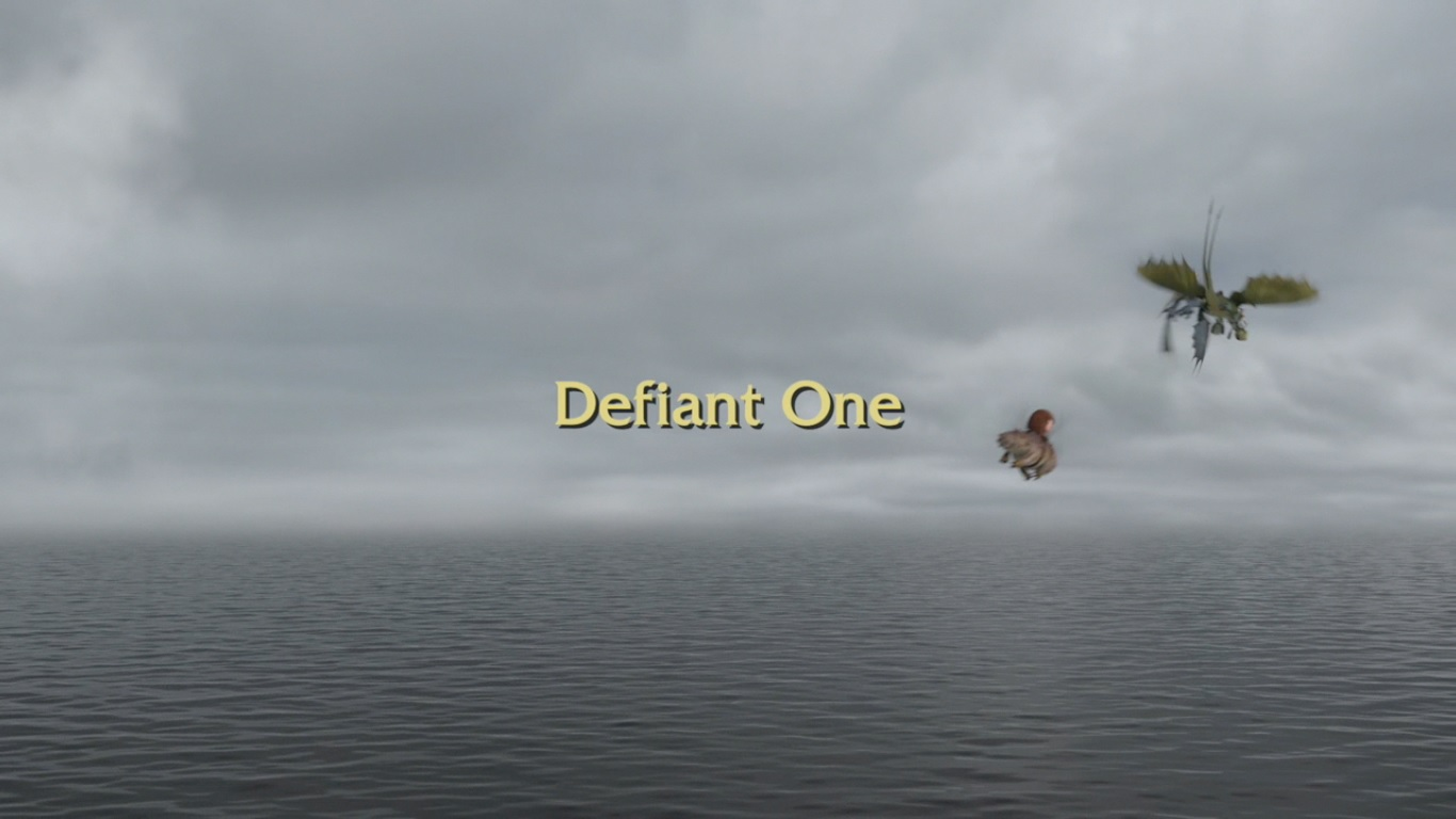 Defiant One