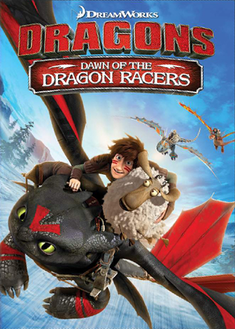 Dawn of the Dragon Racers