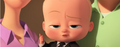 Boss Baby snapping fingers