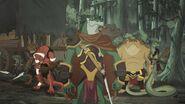 Killara and his henchmen