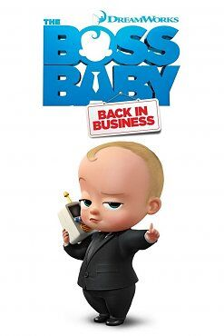 The Boss Baby Back in Business - Pôster.jpg