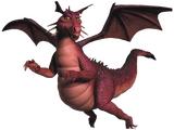 Dragão Femea