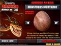 Monstrous nigthmare egg