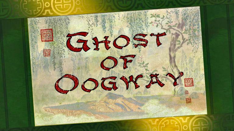 Ghost of Oogway
