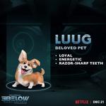 Lugg dog