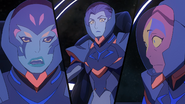 The generals are shocked at Lotor