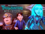 TROLLHUNTERS- RISE OF THE TITANS - Trailer - Netflix
