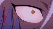Haggar's right eye