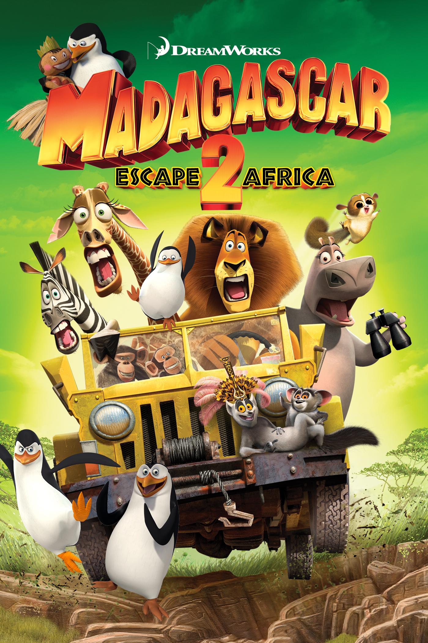 Madagascar Escape 2 Africa Home Video Dreamworks Animation Wiki Fandom
