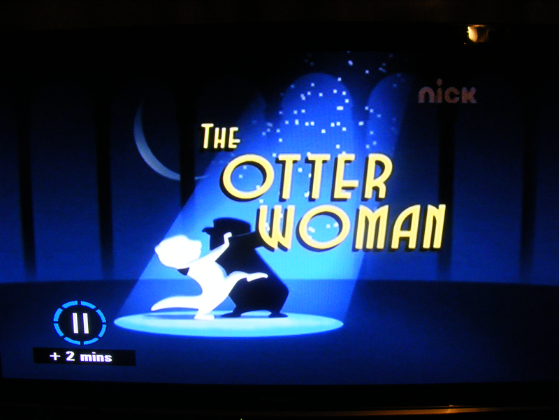 The Otter Woman