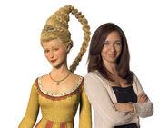 Maya rudolph voices rapunzel in dreamworks shrek the third
