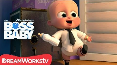 """I'm the Boss"" Clip THE BOSS BABY"