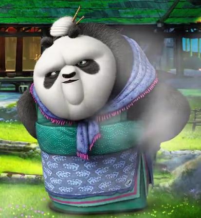 Grandma (Kung Fu Panda 3)