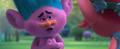 Creek talking to Princess Poppy