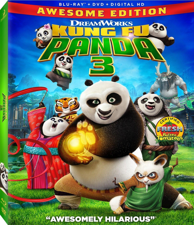Kung Fu Panda 3 (Home Video)