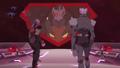 Sendak attack to Omega Shield