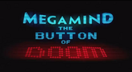 Megamind The Button of Doom - title screen