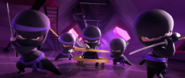 Baby Ninjas from The Boss Baby Family Business