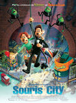13 Flushed Away 2006 French Poster
