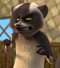 Hector (All Hail King Julien)