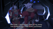 Two Galra Pirate