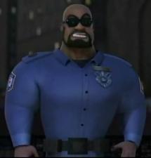 Officer X