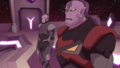 Open a hailing frequency to Galra Command
