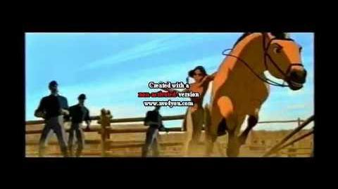 Spirit Stallion of the Cimarron Trailer