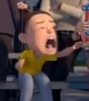 Crying Boy (Bee Movie)