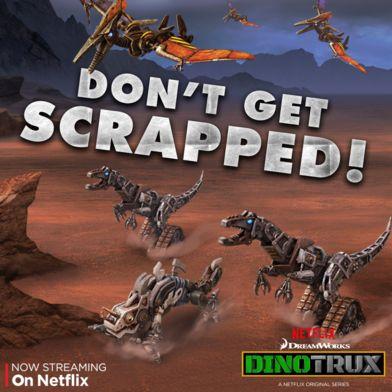 Scraptors (species)