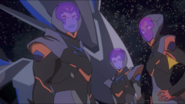 Acxa, Ezor and Zethrid (Season 4 Ep. 05)
