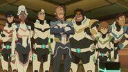 Team Voltron on Olkarion (Again)