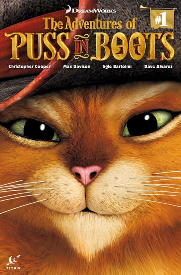 The Adventures of Puss In Boots (comic book)