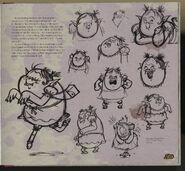Bridget Sketches