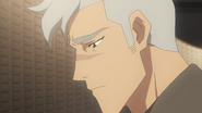 Shiro is sad for Adam's death