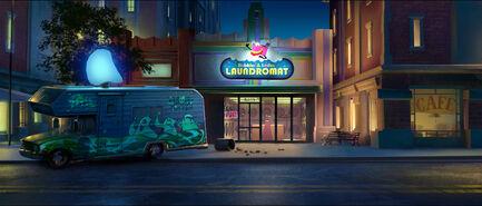 BOO laundromat