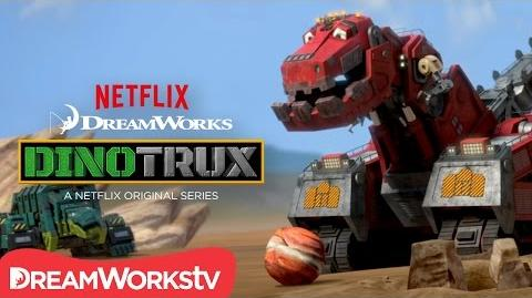 Take Your Places DINOTRUX
