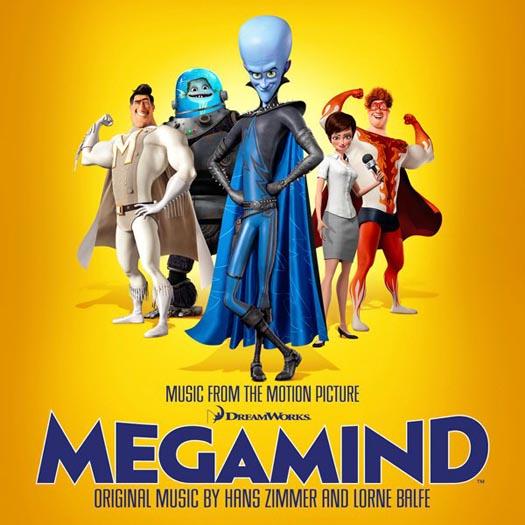 Megamind Soundtrack