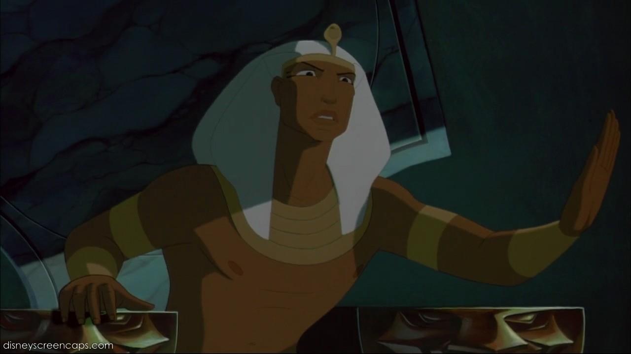 King Rameses II