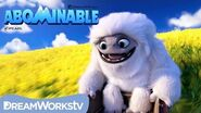 ABOMINABLE Flower Surfing to Safety EXCLUSIVE CLIP